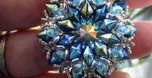 Beadwork - DiamondDuo & GemDuo Beads