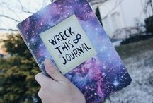 Wreak This Journal / Do you Own A wreak This journal book? And do you need inspirations? Then take A look if you're answers was yes and yes
