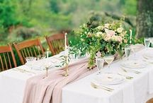 Romantic Wedding Inspiration / Wedding inspiration for the romantic bride