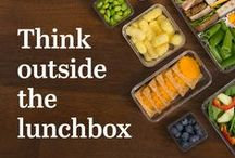 Lunch, Bento, Fun Food Idea / BentoUSA where you find adorable lunch boxes, food decorating accessories and cooking tools to make your lunch FUN with little effort.