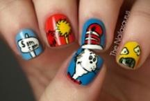 Ideas-Fingernails / by Debra Carswell