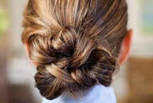 Hairstyles / by Mirabella Bloom