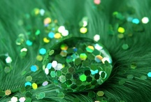 EMERALD GREEN:) / My Birthstone Color-Luv It!! / by Sandy Girard
