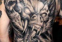 Tattoo Ideas / Tattoos that I jive with.