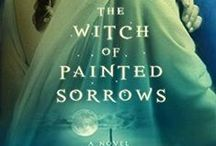 "Journey of the page 6 - THE WITCH OF PAINTED SORROWS / THE WITCH OF PAINTED SORROWS - pub date3/17/2015  Possession. Power. Passion. New York Times bestselling novelist M. J. Rose creates her most provocative and magical spellbinder yet in this gothic novel set against the lavish spectacle of 1890s Belle Époque Paris.  Among the bohemians and the demi-monde, Sandrine Salome, discovers her erotic nature as a lover and painter. This novel is Sandrine's ""wild night of the soul,"" her odyssey in the magnificent city of Paris, of art, love, and witchery."
