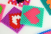 Hama beads ♥ Perles Hama