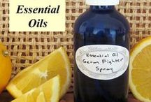 Essential Oils / Essential Oil uses, safety, recipes that use EOs, Essential oil studies. / by Common Sense Homesteading