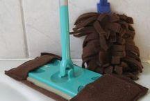Cleaning ideas! / by Roxanne Mathiason
