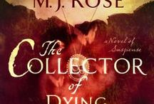 Journey of the Page 3 - The Collector of Dying Breaths / So many things inspired me while writing The Collector of Dying Breaths… some of them are here along with images that conjure my characters and give more insight into who they are and the journey they too in this book. (Published April 8 2014)