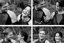 Hunger Games / 'You love me. Real or not real?' 'Real.'