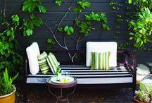 ❤️ Dehors: terrasse et jardin