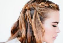 Women's Hair Styles / Hair styles for those with longer hair.