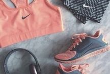 Workout Clothes / by Taylor Hayes