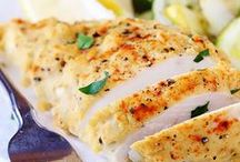 Chicken Recipes / All of these recipes use chicken as a main ingredient.