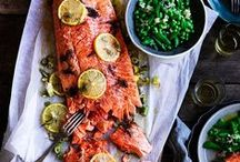 Fish & Seafood Recipes / Recipes where fish of all varieties are the main ingredient.