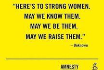 Feminism + Equality