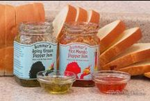 Sauces, Dressings, and Spreads / For all those extra goodies that you drizzle, dunk, spread, smear, and pour.