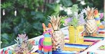 Tablescapes / Ideas and inspiration to dress up your table for every season and celebration