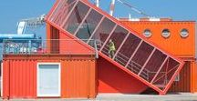 CONTAINER / container housing