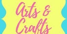 Arts, Crafts and DIY / This board is full of ideas if you like crafts, DIY projects, art or are just in a creative mood! To collaborate, please follow the board and shoot me a message in Pinterest with your request to join. No spam and I ask that you please try to repin 1:1