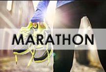 • Marathon Training • / Marathon training advice for all marathon runners and abilities.