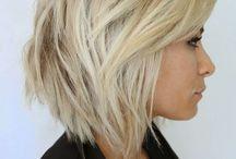 omg hair / hair style, cut, & color. / by Jordan Hebert