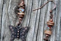 Moon Glow Haven Jewelry / My Handcrafted Jewelry: www.MoonGlowHavenArt.etsy.com / by Kelly Smith- Fitabulous Living