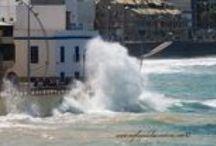 www.miplayadelascanteras.com / La playa de Las Canteras