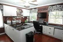 Fabulous Craft Rooms