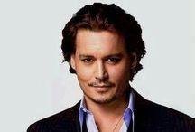 Johnny Depp / by Shellie Johnson