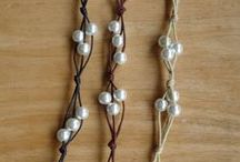 Jewelry Tutorials / by Kelly Smith- Fitabulous Living