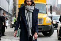 Wintersjaals: knooptips / Knooptips: draag je wintersjaal zo! Bekijk ook onze collectie wintersjaals op http://auko.nl/herfst-wintersjaals/.