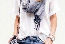 Pashmina's: knooptips / Bekijk foto's en doe ideeën op in het dragen van je pashmina sjaal. Én probeer de leuksten uit!