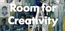 Room for Creativity / Welcome to the atelier! Hope you enjoy our favourite creative spaces.