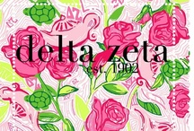 Delta Zeta Nicholls State University / A board created to share all things that are AMAZING, therefore all things DELTA ZETA. Let the pinning begin :) / by Lauren Pitre