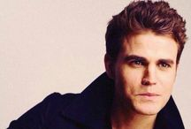 Paul Wesley / by Shellie Johnson