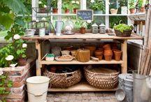 Pottering places
