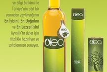 Olea / Naturally balanced, aromatic flavor Olea extra virgin olive oil company controlled by private gardens and the olives are carefully manufactured Eco Cert certificate giving the brand a century the whole world has become indispensable olives and olive oil. This unique taste, packaging, corporate identity and created a modern and stand out from peers.