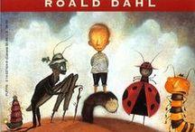 Roald Dahl / by Inger Temming