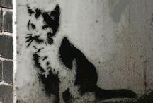 Street Art / by Inger Temming