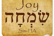 Hebrew / by Darla Nine