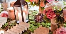 Outdoor Wedding Ideas / Lots of beautiful ideas for having an outdoor wedding, birthday party or simply a celebration...