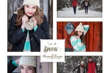 Senior Fall/Winter / Fall/Winter fashion tips for seniors preparing for a cool weather senior portrait experience.