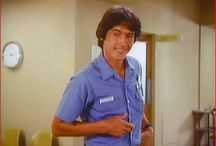 Emergency/Randolph Mantooth / Foxy guys and fire engines / by Stacy Crazy Cat Lady
