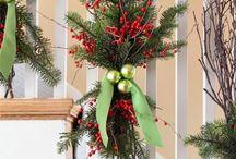 Deck My Halls / Holiday decor, recipes and inspiration.