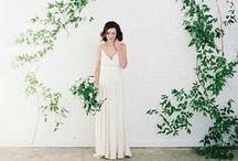 T H E M E ~~ Botanical White&Green