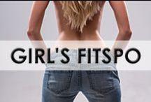 • Fitness Motivation for Girls •