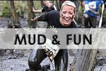 • Tough Mudder & Other Muddy Races •