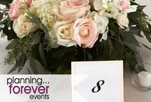 centerpieces / wedding centerpieces / by planning forever events