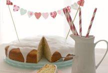 Backen / Kuchen und süßes Backen